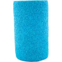 3M - Vetrap Bandaging Tape - Teal - 4 Inch x 5 Yard