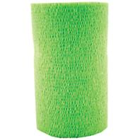3M - Vetrap Bandaging Tape - Lime Green - 4 Inch x 5 Yard