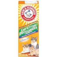 Church & Dwight - Arm & Hammer Cat Litter Deodorizing Powder - 30 oz
