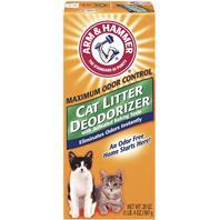 Church & Dwight - Cat Litter Deodorizer - 20 oz