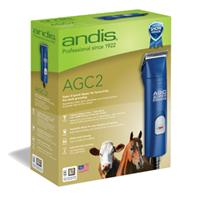 Andis - Agc2 Super 2-Speed Clipper - BLUE 3400/4400 SPM