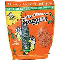 C AND S Products - Orange Nuggets - 27 oz