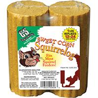 C AND S Products - Sweet Corn Squirrelog Refill - 32 oz