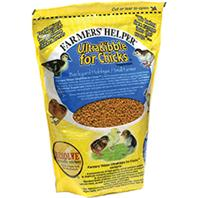 C AND S Products - Farmers Helper Ultra Kibble For Chicks - 36 oz