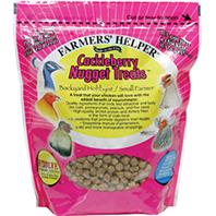 C AND S Products - Farmers Helper Cackleberry Nugget Treats - 27 oz