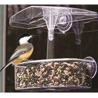 Droll Yankees - Observer Window Feeder - Clear - 7 Inch