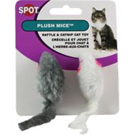 Ethical Cat - Fur Mouse Twin Pack - 2 Inch