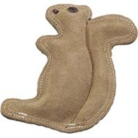 Ethical Dog - Dura-Fused Leather Squirrel - Brown - Small