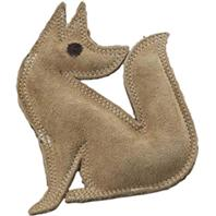 Ethical Dog - Dura-Fused Leather Fox - Brown - Small