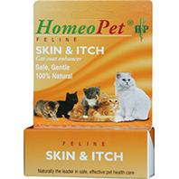 Homeopet - Skin and Itch Feline - 15 ml