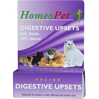 Homeopet - Digestive Upset Feline - 15 ml