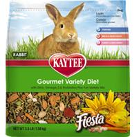 Kaytee Products - Fiesta Food Rabbit - 3.5 Lb