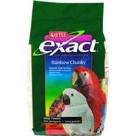 Kaytee Products - Exact Rainbow Parrot Chunky - 2.5 Lb