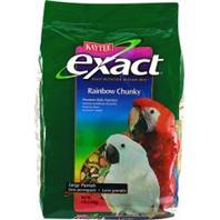 Kaytee Products - Exact Rainbow Parrot Chunky - 4 Lb