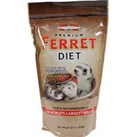 Marshall Pet - Premium Ferret Diet - 22 oz