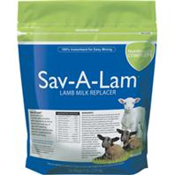 Milk Products - Sav-A-Lamb 23% Milk Replacer - 8 Lb