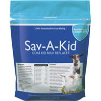 Milk Products - Sav-A-Kid 26% Milk Replacer - 8 Lb