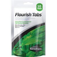 Seachem Laboratories - Flourish Tabs - 10 Pack