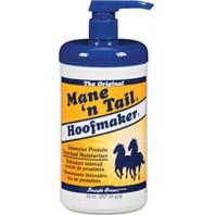 Straight Arrow Products - Mane N Tail Hoofmaker With Pump - 32 oz