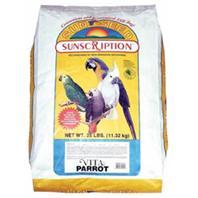 Sunseed Company - Vita Parrot - 25 Lb