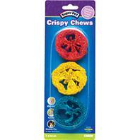 Super Pet - Crispy Chews - Assorted - 3 Pack