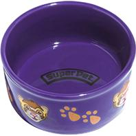 Super Pet - Paw Print Petware for Ferrets - 4.25 Inch