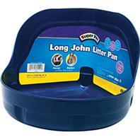 Super Pet - Long John High Side Litter Pan - Assorted