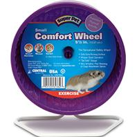 Super Pet - Small Comfort Wheel - Assorted - Small/ 5.5 Inch Diameter