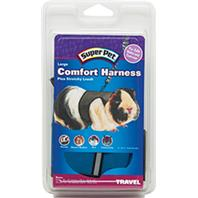 Super Pet - Comfort Harness with Stretchy Leash - Medium