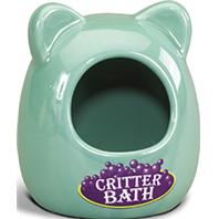 Super Pet - Ceramic Critter Bath - Small