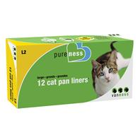 Van Ness - Cat Pan Liner - 19x15 Inch/12 Count