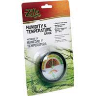 Zilla - Humidity And Temperature Gauge -  4.25 Oz
