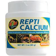 Zoo Med - Repticalcium Without D3 - 3 oz