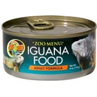 Zoo Med - Zoo Menu Canned Iguana Food - Adult Formula - Adult - 6 oz