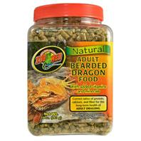 Zoo Med - Natural Adult Bearded Dragon Food - 10 oz