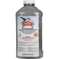 Woodstream Hummingbird - Hummingbird Nectar Concentrate - Clear - 32 oz