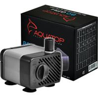 Aquatop Aquatic Supplies - Nano Pump Submersible Adjustable Flow Rate - BLACK 80 Gallon