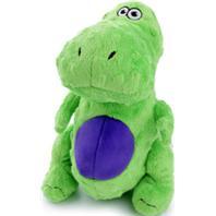 Quaker Pet Group - Godog Just For Me Green T-Rex - Green