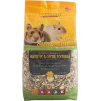 Sunseed Company - Sunsations Foraging Food For Hamster/Gerbil - 2 Lb