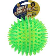 Petsport - Gorilla Ball - Assorted - 5 Inch/Xlarge