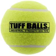 Petsport - Tuff Ball Bulk - Yellow - 4 Inch