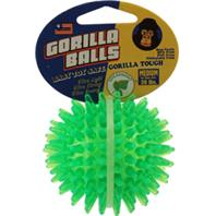 Petsport - Gorilla Ball Dog Toy - Assorted - Medium