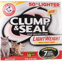 Church & Dwight - Arm & Hammer Clump&Seal Lightweight Litter - 9 Lb