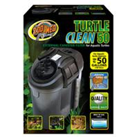 Zoo Med - Turtle Clean 50 External Canister Filter - Up To 50 Gallon