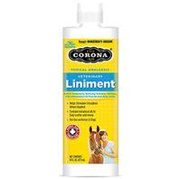 Summit Industry Incorp - Corona Topical Analgesic Veterinary Liniment - 16 oz