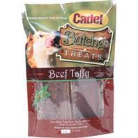 IMS Trading Corp - Cadet Butcher Treats Beef Taffy - 8 oz