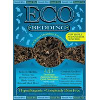 Fibercore - Eco Bedding With Odor Control - Brown - 1.5 Lb Bag