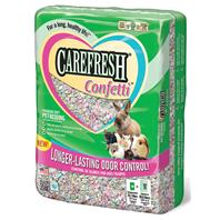 Healthy Pet - Carefresh Confetti Premium Soft Bedding - Confetti - 50 Liter