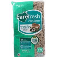 Healthy Pet - Carefresh Custom Rabbit/Guinea Pig Bedding - Natural - 30 Liter