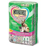 Healthy Pet - Carefresh Confetti Premium Soft Bedding - Confetti - 23 Liter
